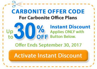 Carbonite Business Pro & Server Offer Code
